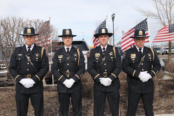 McHenry County Sheriffs Deputy Jacob Keltner Funeral