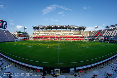 Washington Spirit v Portland Thorns (25 August 2018)