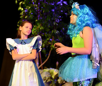 Alice in Wonderland Jr. at Ashtabula Arts Center 10/23/18
