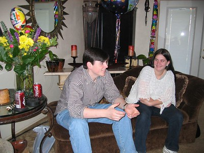 Laura's B-Day 2005