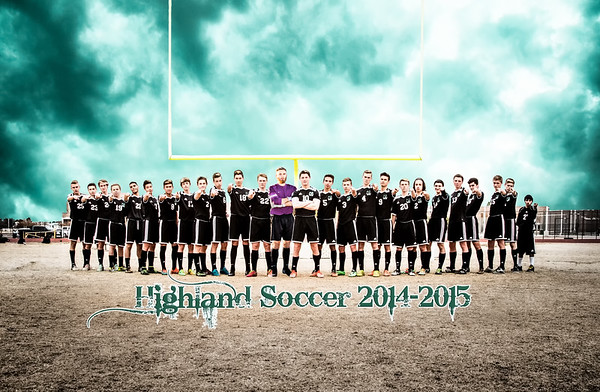 Highland Soccer 2014-2015