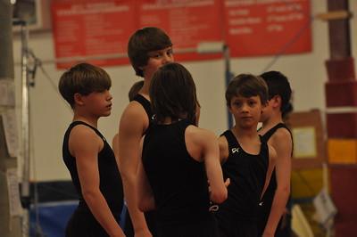 Another Gymnastics Meet