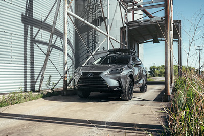 Black Rhino Wheels x Park Place Lexus NX