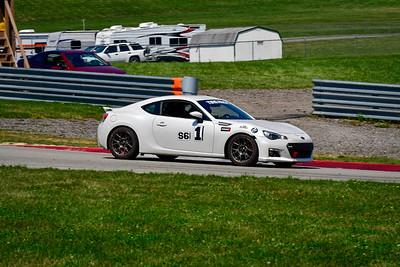 2021 SCCA Pitt Race Aug TT White 1 Twin