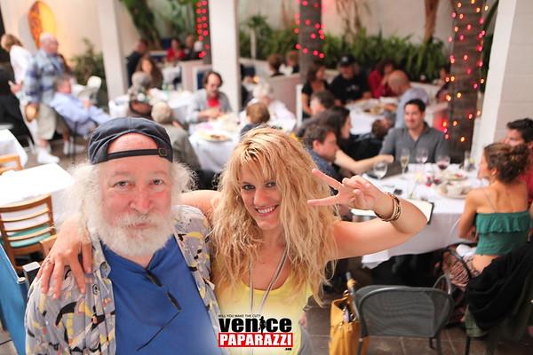 07.25.10 Venice Neighborhood Council mixer at James Beach