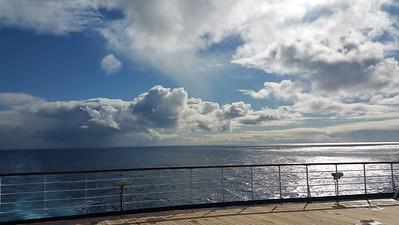 Day at Sea Feb 21