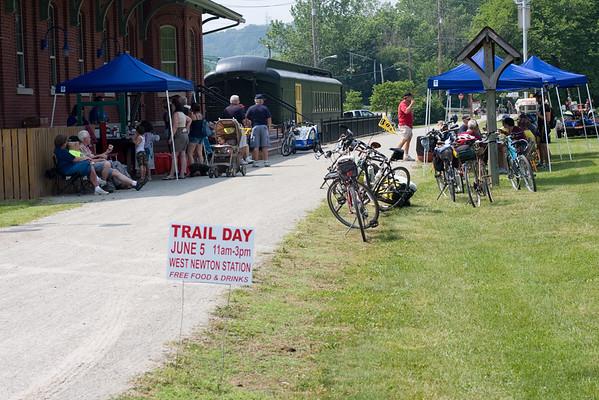 WYTC Trail Day 2011