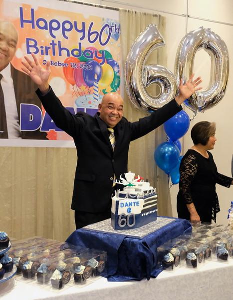 Happy 60th Birthday Dante!