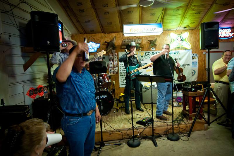 Crawfish And Music At Country Corner