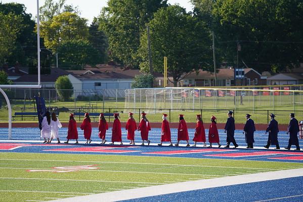 2021 Christina Keys High School Graduation