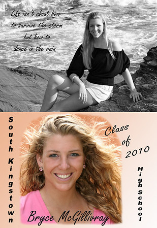 Press Printed Graduation Announcement Cards