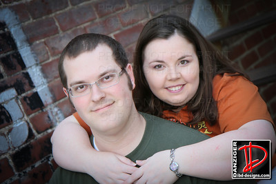 Tiffany and Jake engagement 2012