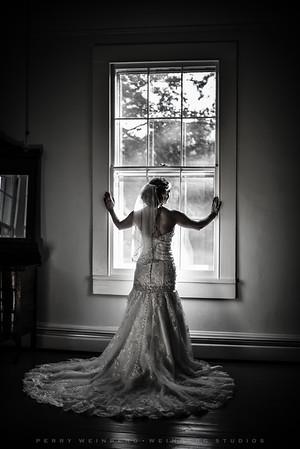 Stacie Cox Bridal Portraits