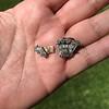 1.52ctw Victorian Diamond Crown Motif Clasp 7