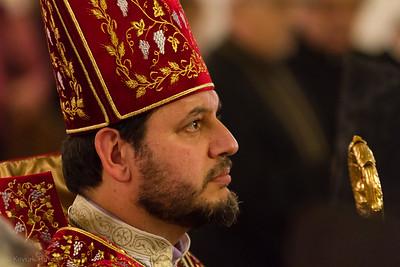 Bishop Apkar Hovagimian - Hrashapar