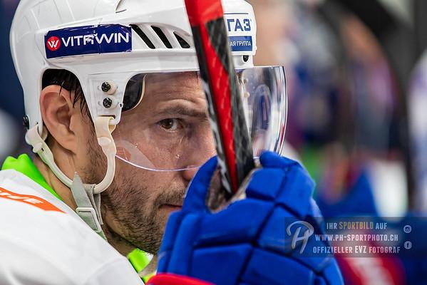 KHL World Games: Dinamo Riga - SKA St. Petersburg