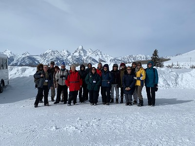 2/10/18 - Winter Adventures in Jackson Hole