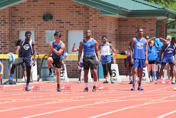 Region 7-AAA Track & Field Meet - @MBH - Apr 2015