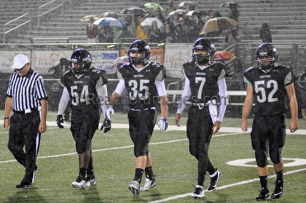 2011 KMHS Varsity Football vs Hillgrove (10-28-11)