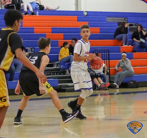 2018 - Kimball vs. Granada - Freshman Basketball
