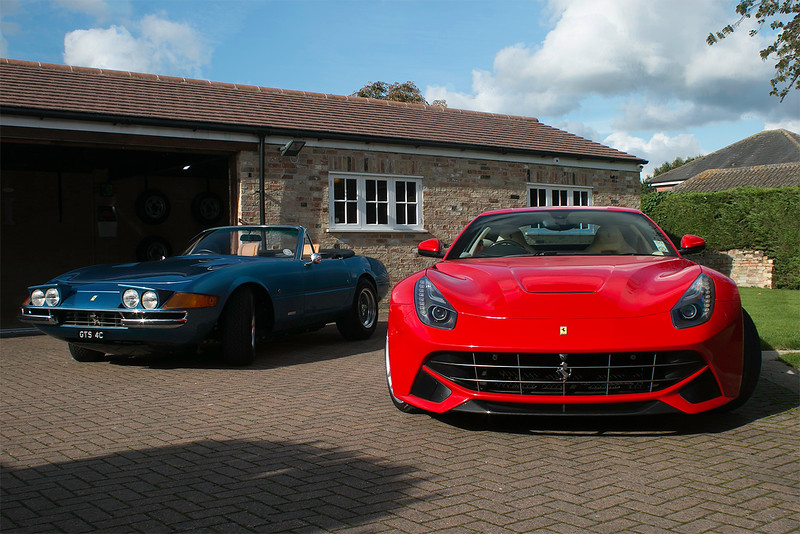 F12 & Daytona