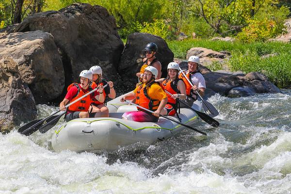 River City Adventures 8-15-15 9 AM Trip
