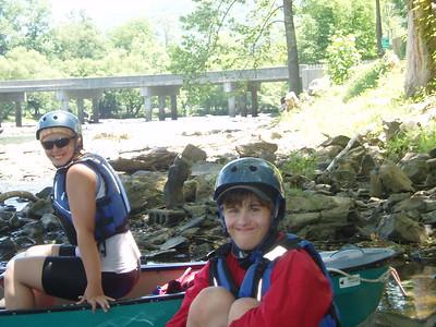 Teen Venture Kayak Trip