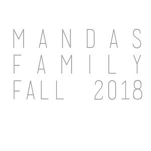 Mandas Family Fall 2018