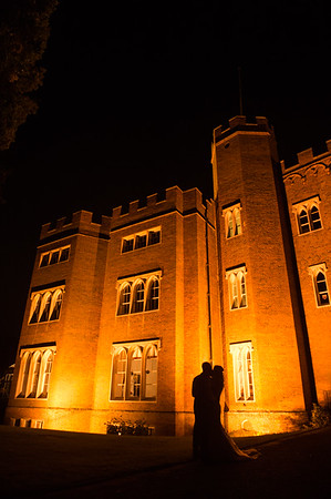 Charley and Dan - Hertford Castle