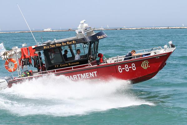 Fire Boat 6-8-8