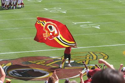 Washington Redskins vs Arizona Cardinals 9-28