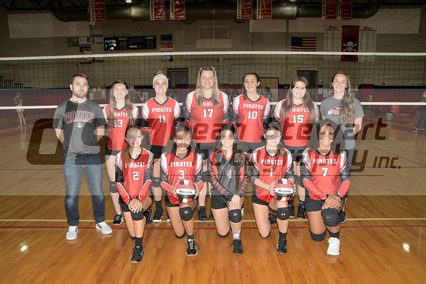 Girls JV Volleyball 10.03.19