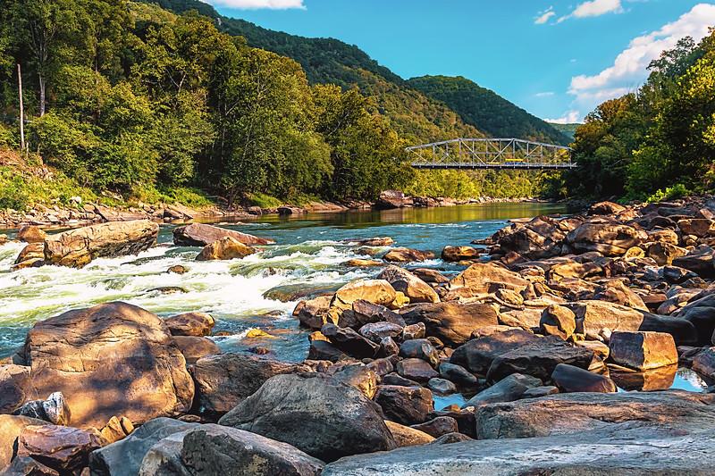 New River Gorge Preserve III