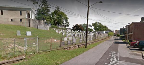 Big Rock Cemetery Newburgh