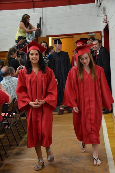 Milton Graduation 2013