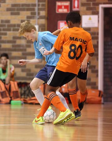 2015 1031 - Futsal PL UTS NFC v IW Magic