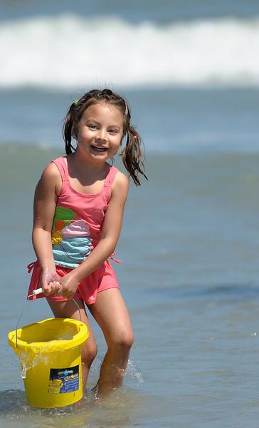 4/5/10 Family at Cocoa Beach