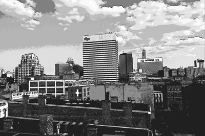 Cincinnati B&W