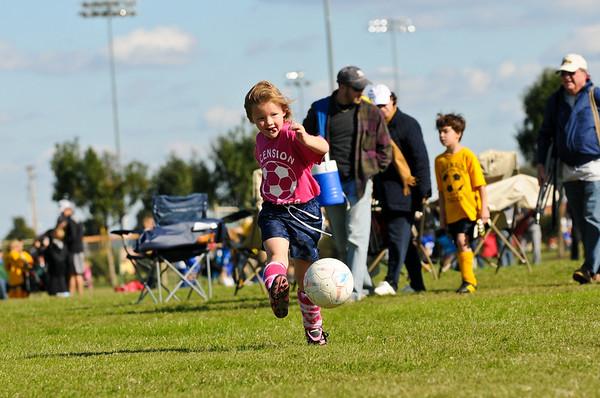 Oct 2010 Girls Soccer - Koeniguer, Petch