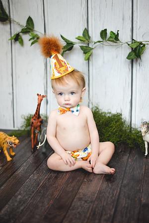 Peyton 1 Year