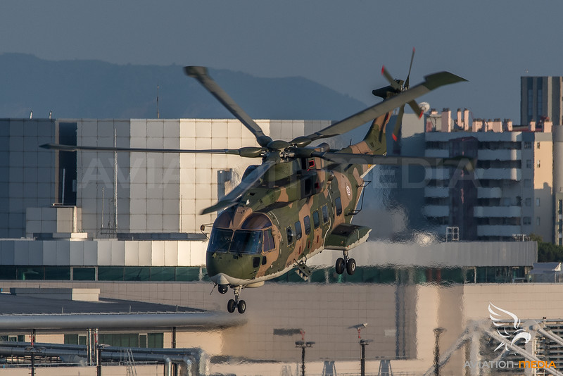 Portuguese Air Force / Agusta-Westland EH-101 Merlin / 19608