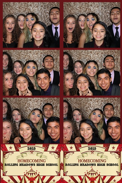 """Rolling Meadows High School """"Homecoming 2019"""""""