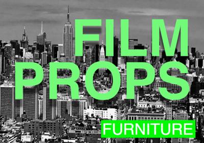 FILM PROPS  • FURNITURE