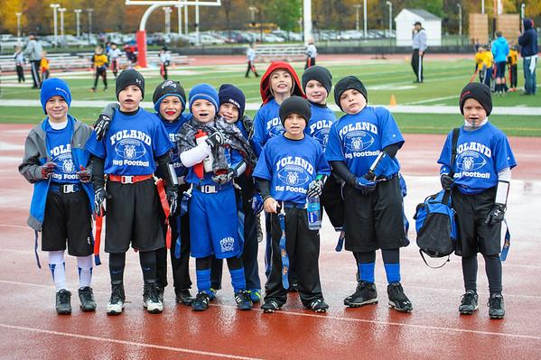 Flag Football - 11/2/2013