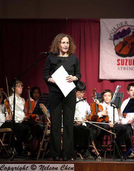Boulder Suzuki Strings Concerts