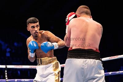 Mohammed Bilal Ali vs Antonio Horvatic
