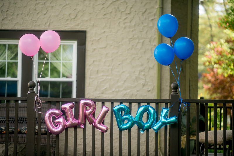 Eimy & Rob Gender Reveal