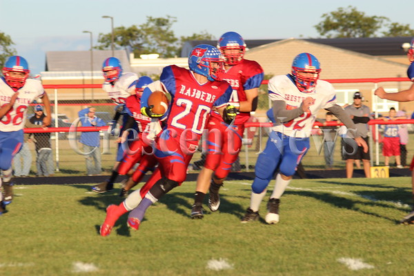 09-13-13 SPORTS Crestview @ Wayne Trace FB