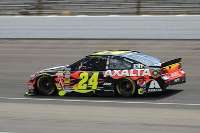 NASCAR Practice - 7/25/14