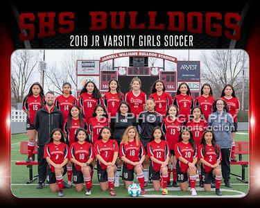 SHS JV Girls Soccer